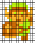 Alpha pattern #2693
