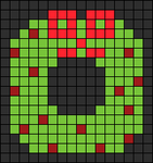 Alpha pattern #2696