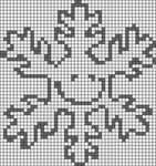 Alpha pattern #2700