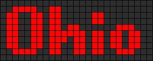 Alpha pattern #2702