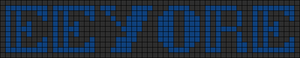 Alpha pattern #2704