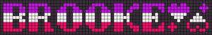 Alpha pattern #2706