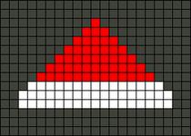 Alpha pattern #2712