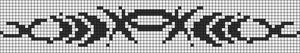 Alpha Friendship Bracelet Pattern #2715