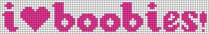 Alpha pattern #2717