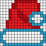 Alpha Friendship Bracelet Pattern #2721