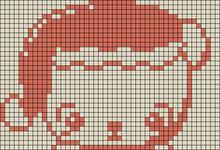 Alpha pattern #2731