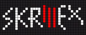 Alpha pattern #2739
