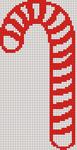 Alpha Friendship Bracelet Pattern #2747