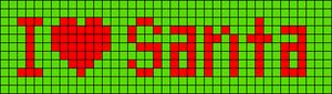 Alpha Friendship Bracelet Pattern #2748