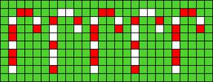 Alpha pattern #2750