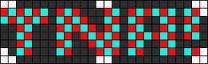 Alpha pattern #2758