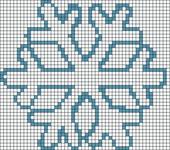 Alpha pattern #2760