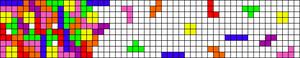 Alpha Friendship Bracelet Pattern #2773