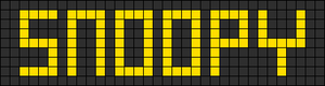 Alpha pattern #2782