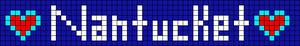 Alpha pattern #2784