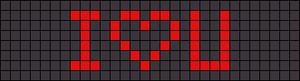 Alpha pattern #2789