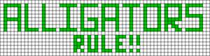 Alpha pattern #2794