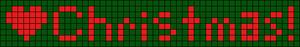 Alpha pattern #2799