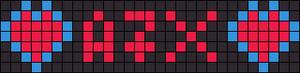 Alpha pattern #2802