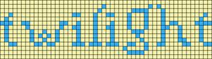 Alpha pattern #2806