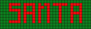 Alpha pattern #2807