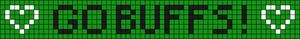 Alpha pattern #2809