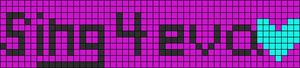 Alpha pattern #2815