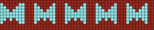 Alpha pattern #2818