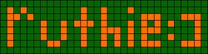 Alpha pattern #2825