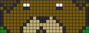 Alpha pattern #2826