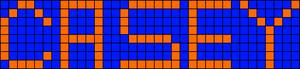 Alpha pattern #2827