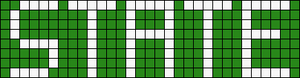 Alpha pattern #2828
