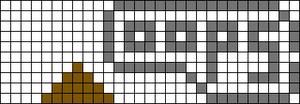 Alpha pattern #2829