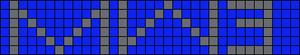 Alpha pattern #2830