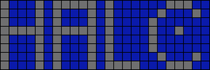 Alpha pattern #2832