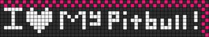 Alpha pattern #2833
