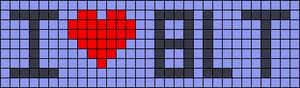 Alpha pattern #2834