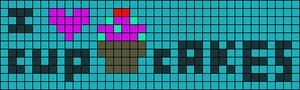 Alpha pattern #2835
