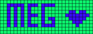 Alpha pattern #2836
