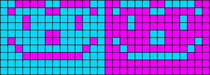 Alpha pattern #2845