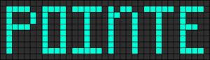 Alpha pattern #2848