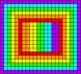 Alpha pattern #2853