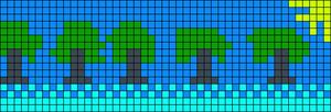 Alpha pattern #2855