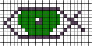 Alpha pattern #2858