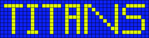 Alpha pattern #2865
