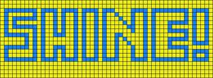 Alpha pattern #2876