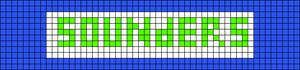 Alpha pattern #2882