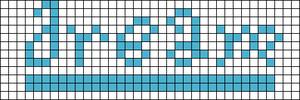 Alpha pattern #2885