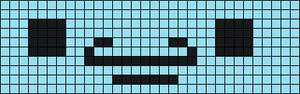 Alpha pattern #2891